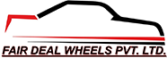 Fairdeal Wheels Logo