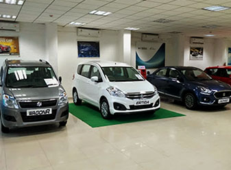 Shakumbari Automobiles Industrial Area, Haridwar AboutUs