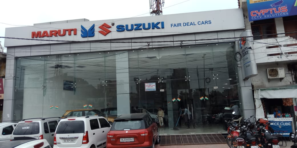 Fairdeal Cars Pvt. Ltd.  Wazirabad Road Bajanpura, New Delhi AboutUs