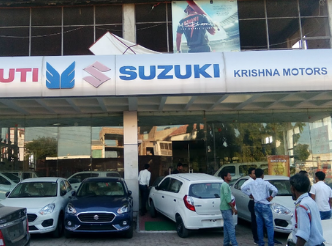 krishna Motors Pvt Ltd Laheriasarai, Darbhanga AboutUs
