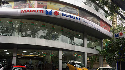 About Maruti Suzuki Authorised Car Dealer - Shivam Autozone - Arena Kandivali(W)