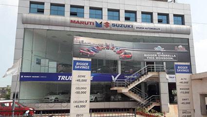 About Sparsh Automobiles Durg
