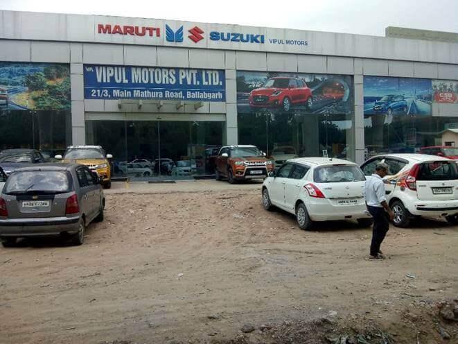Vipul Motors Ballabgarh, Haryana AboutUs