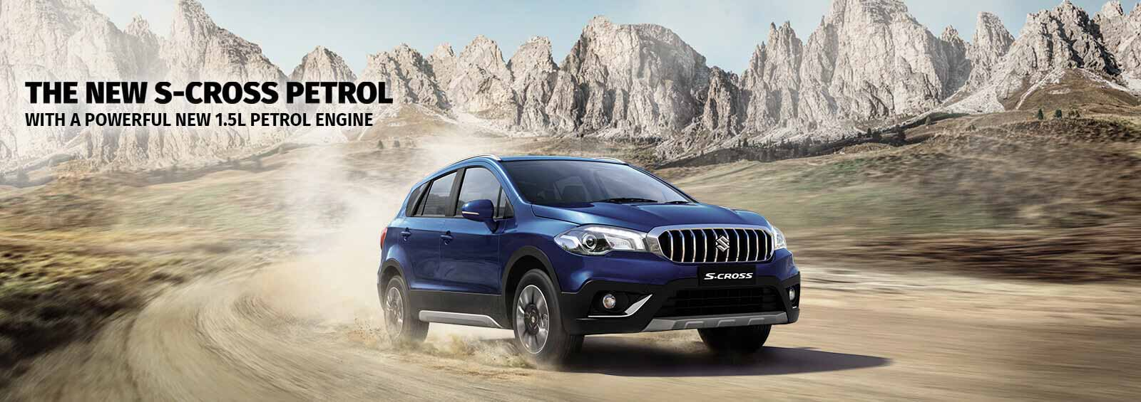 S-Cross  Alankar Auto Sales & Services Pvt. Ltd. Bailey Road, Patna