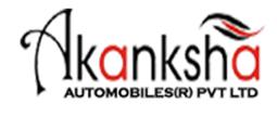 Akanksha Automobiles Logo