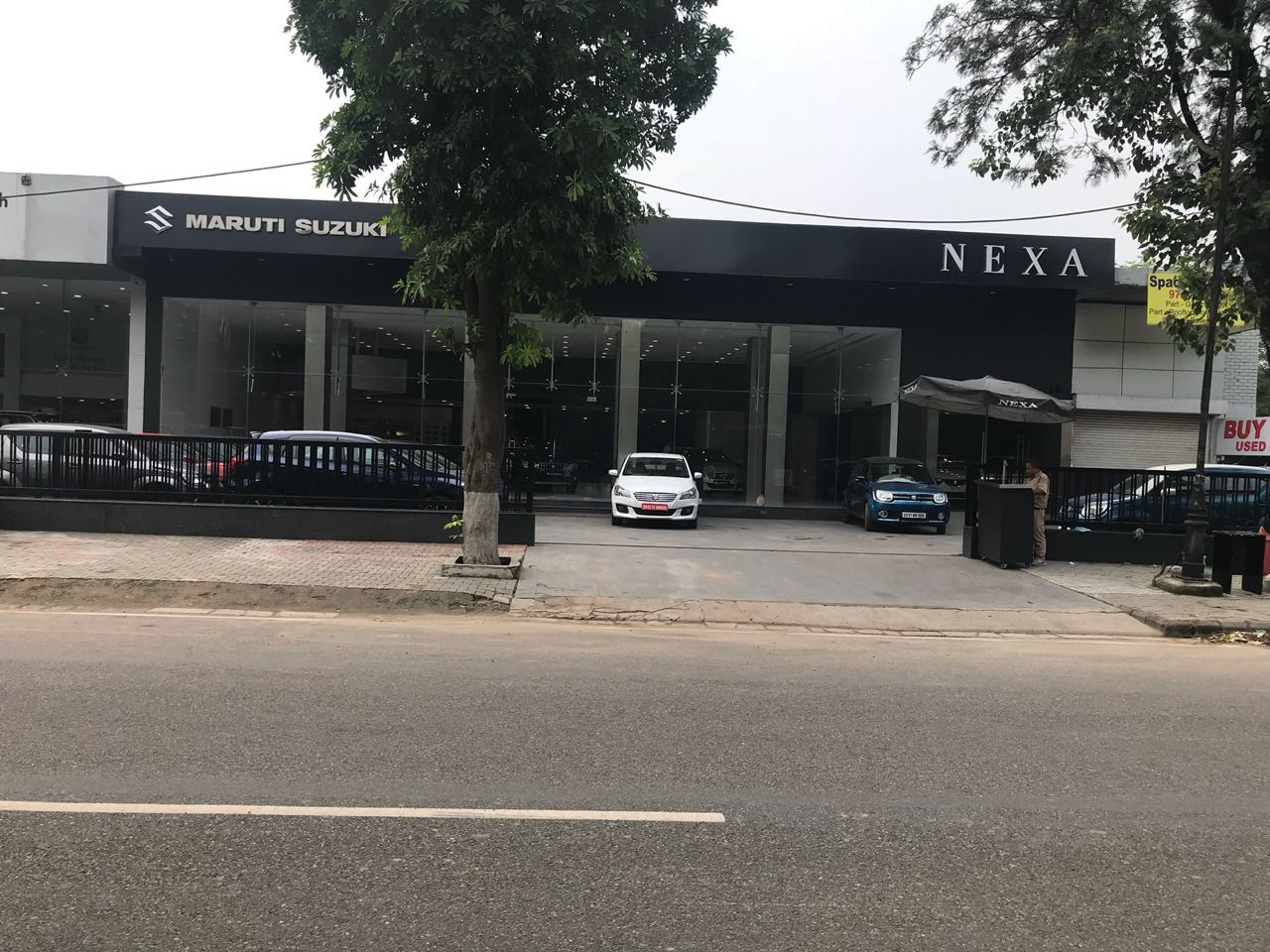 Stan Cars Pvt. Ltd. Industrial Area Phase 1, Chandigarh AboutUs